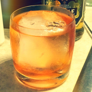 Norwegian Negroni