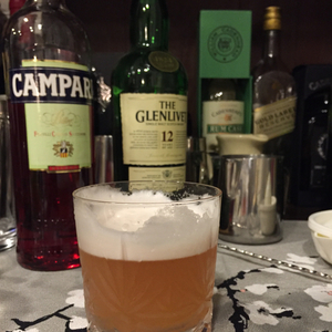 Whisky sour mash up