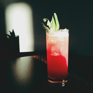 Slow Gin-ger Collins