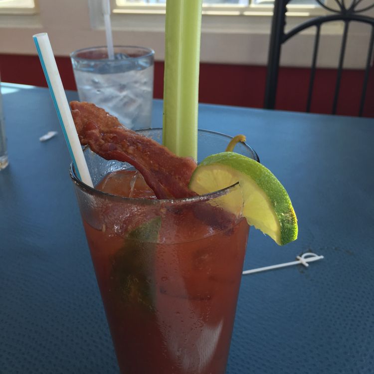 Bloody Mary (Icehouse Waterfront)
