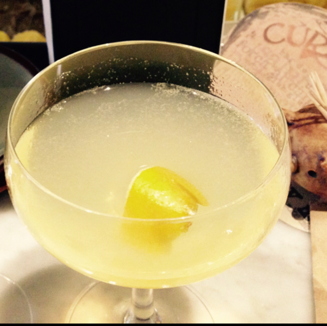 Spanish Martini