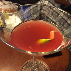 Savory Sultry Swizzle
