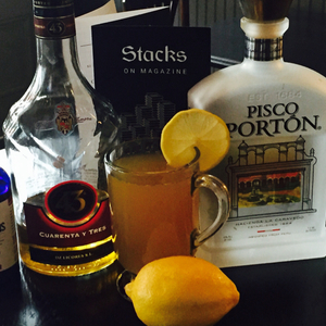The gaucho's punch