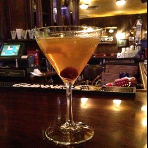 Boozy Bourbon