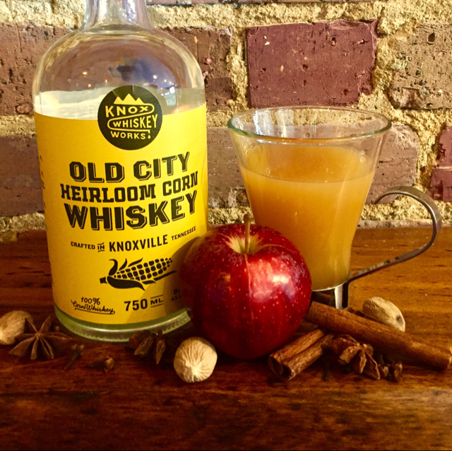 Tennessee Heirloom Apple Toddy