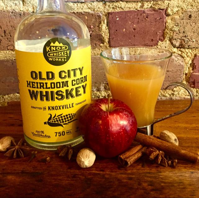 Tennessee Heirloom Apple Toddy