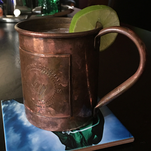 The Confused London Mule