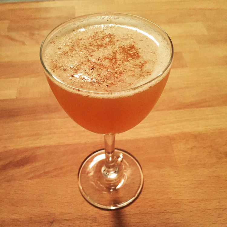 The Beezlebub cocktail
