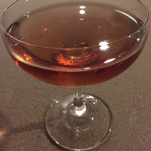 Irish Manhattan