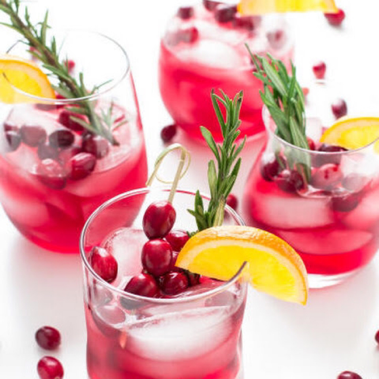 Slopeside Cranberry Mule