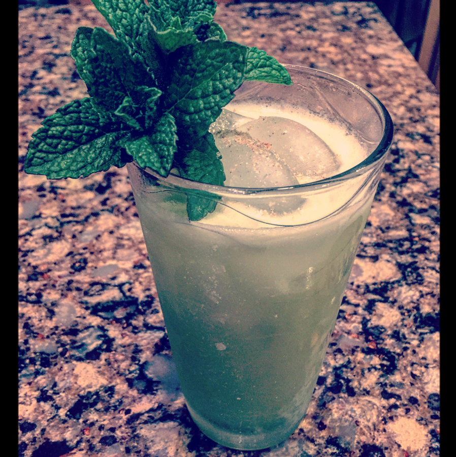Chartreuse Swizzle