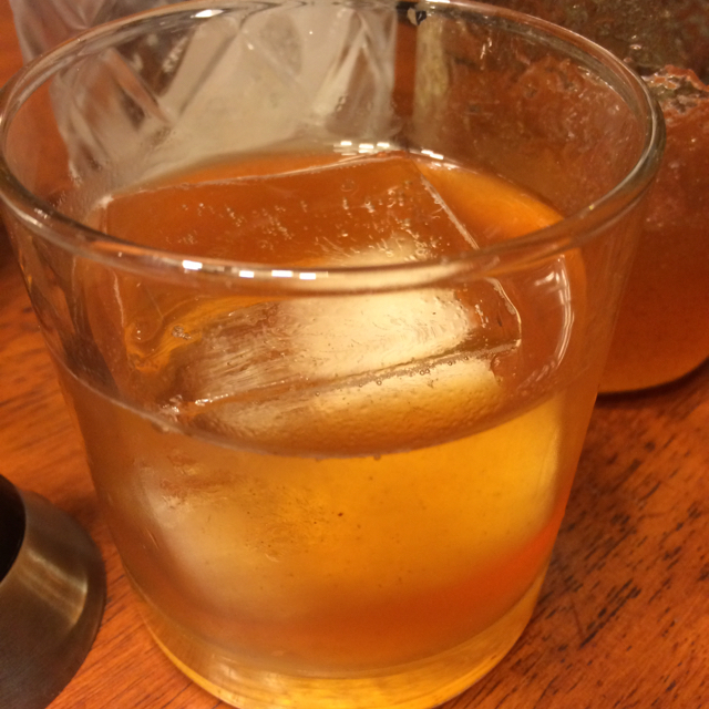 Marmalade Old Fashion