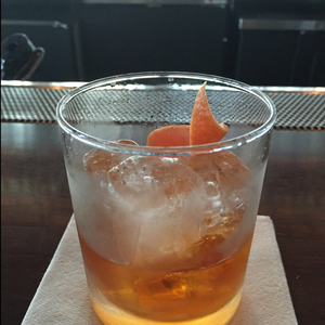 St. George Terroir Gin Old-fashioned