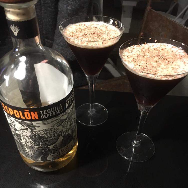 Kate's Espresso Martini