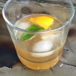 Bourbon Smash