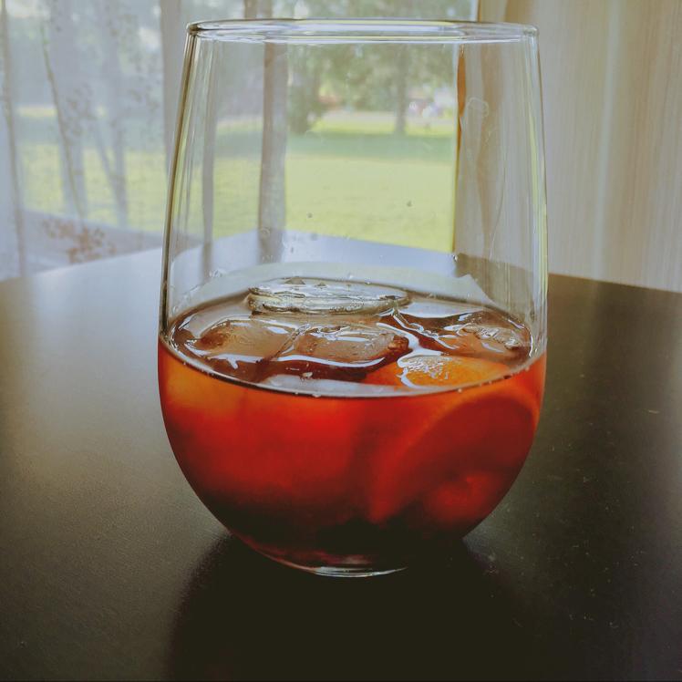 Blood Whiskey
