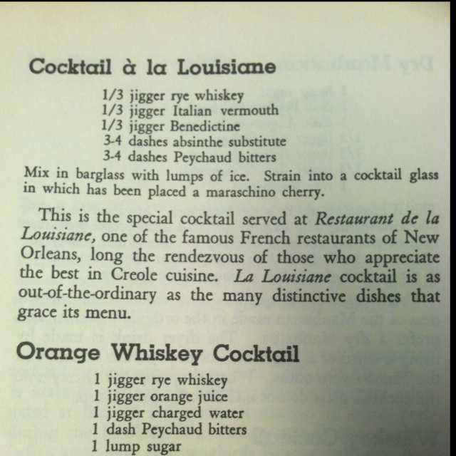 La Louisiane
