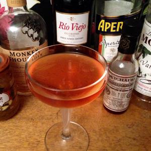 Butter-Scotch Cocktail