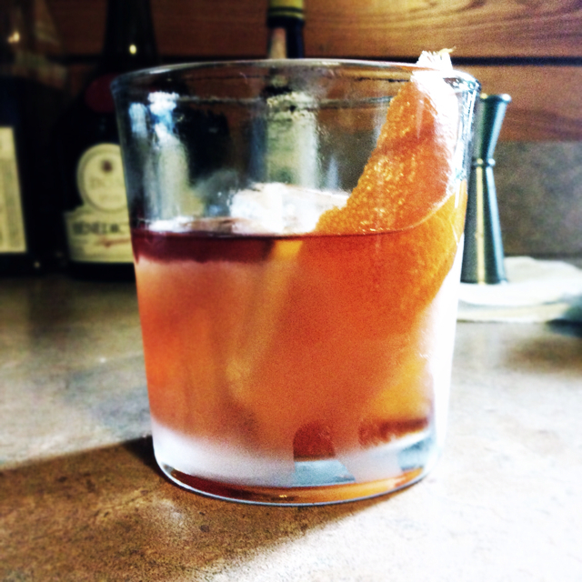 Sexy Old Fashioned