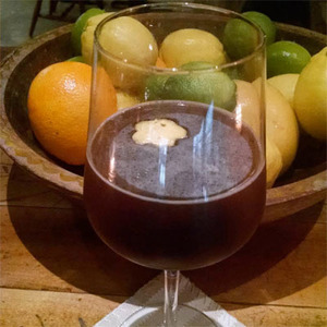 Averna Diamond Fizz (a/k/a the Averna 75)