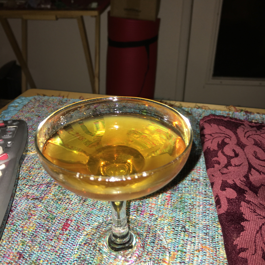 MWL Stirred Cachaça Drink