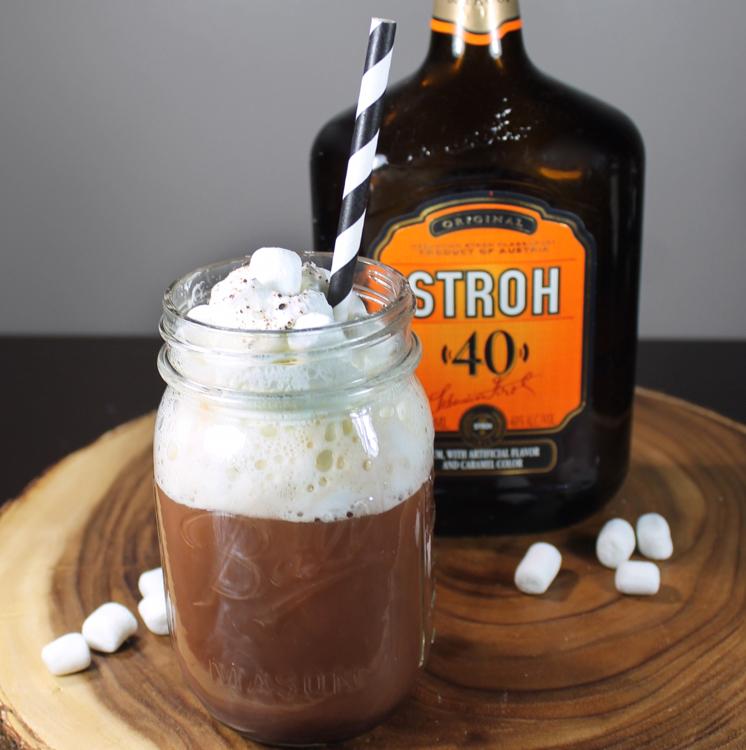 Stroh Chocolate