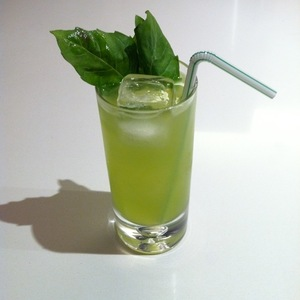 Tomatillo Highball