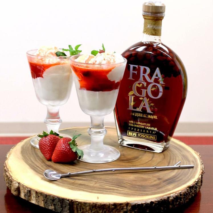 Fragola Ice Cream