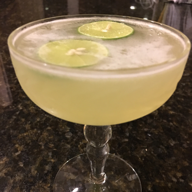 Gilda cocktail