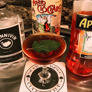 The (Icelandic) Pony Negroni