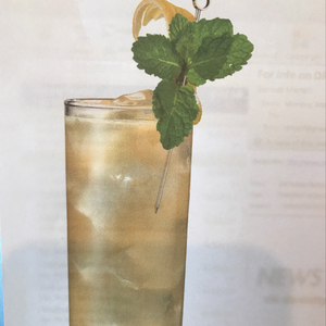Old Forester Mint Julep Lemonade