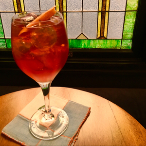 French Negroni Spritz