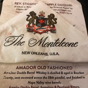 Amodor Old Fashioned