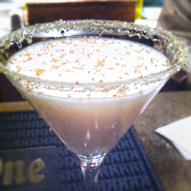White Chocolate Martini