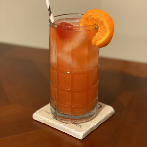 Hurricane - Traditional New Orleans recipe