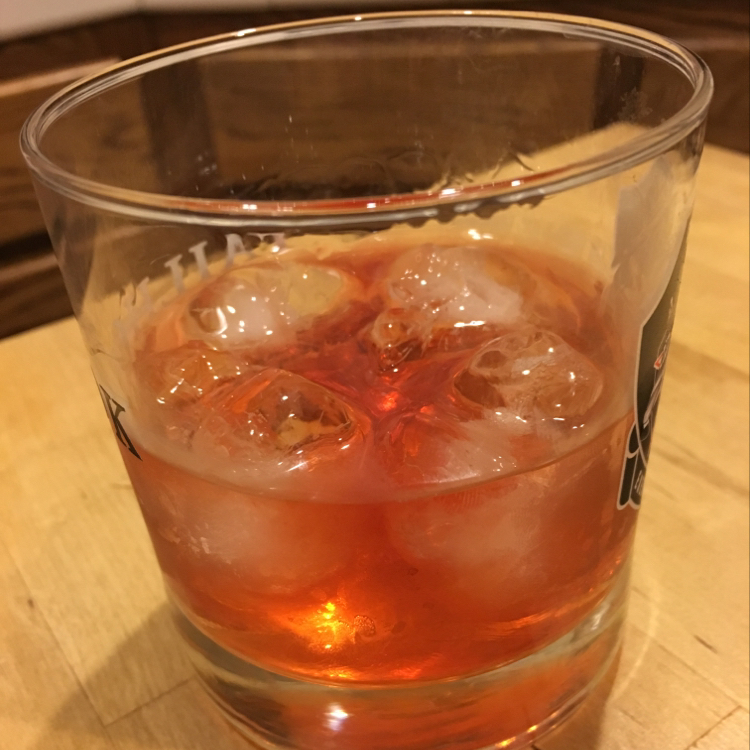 Middle Fork Old Fashioned