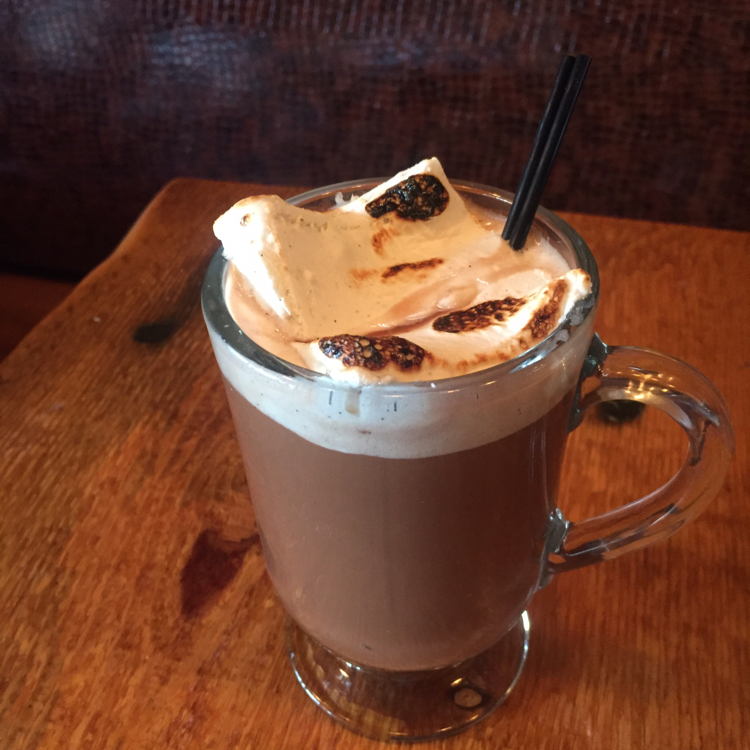 Skiers Hot Chocolate