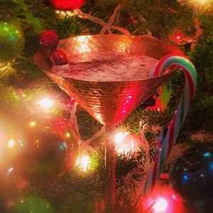 Christmas Cosmo