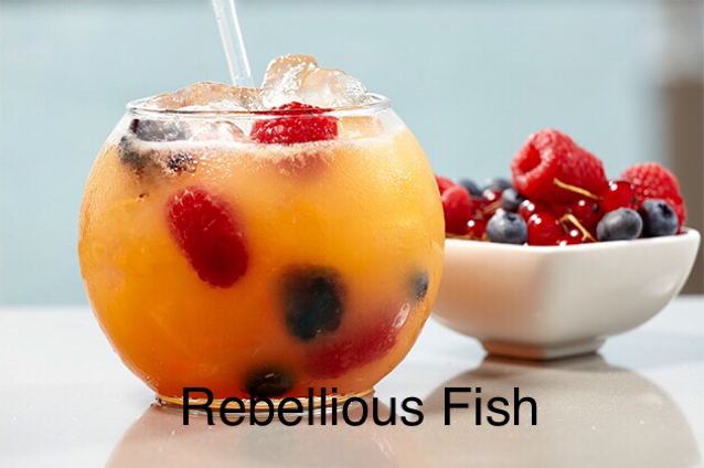 Rebellious Fish