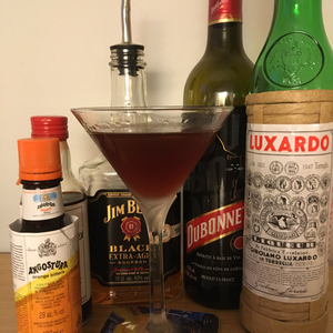 Quinquina Manhattan