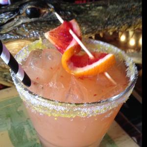 Charity's Blood Orange Margarita