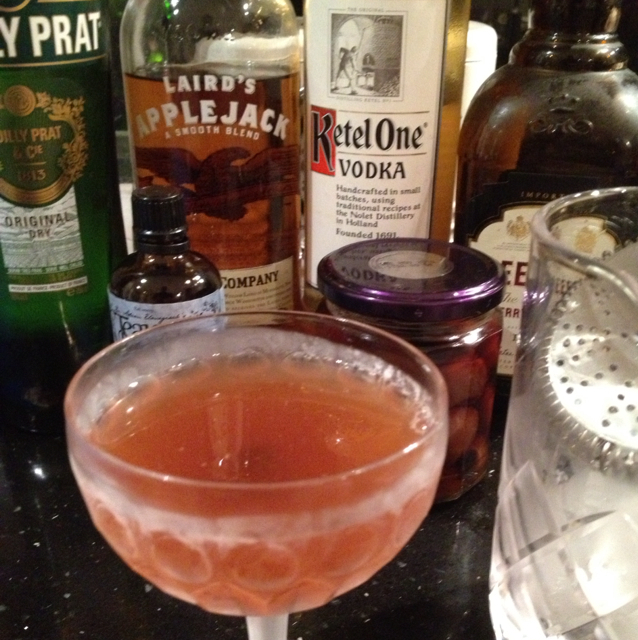 The Jonny Jebsen Cocktail