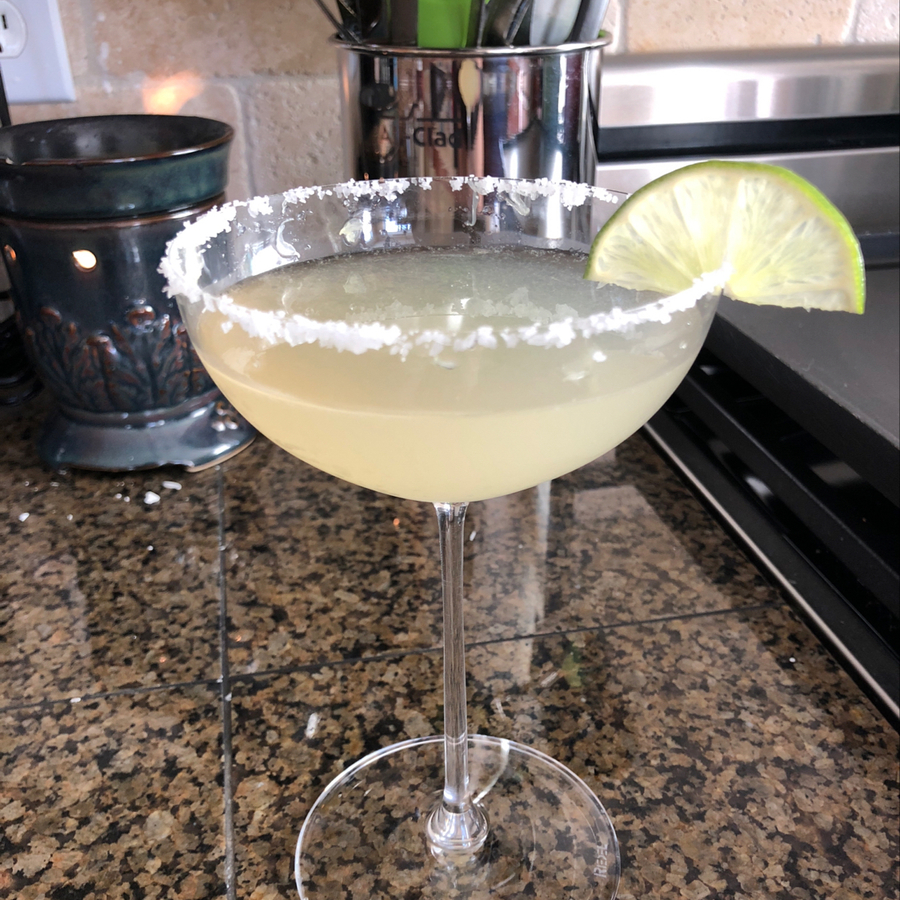Elderflower Margarita