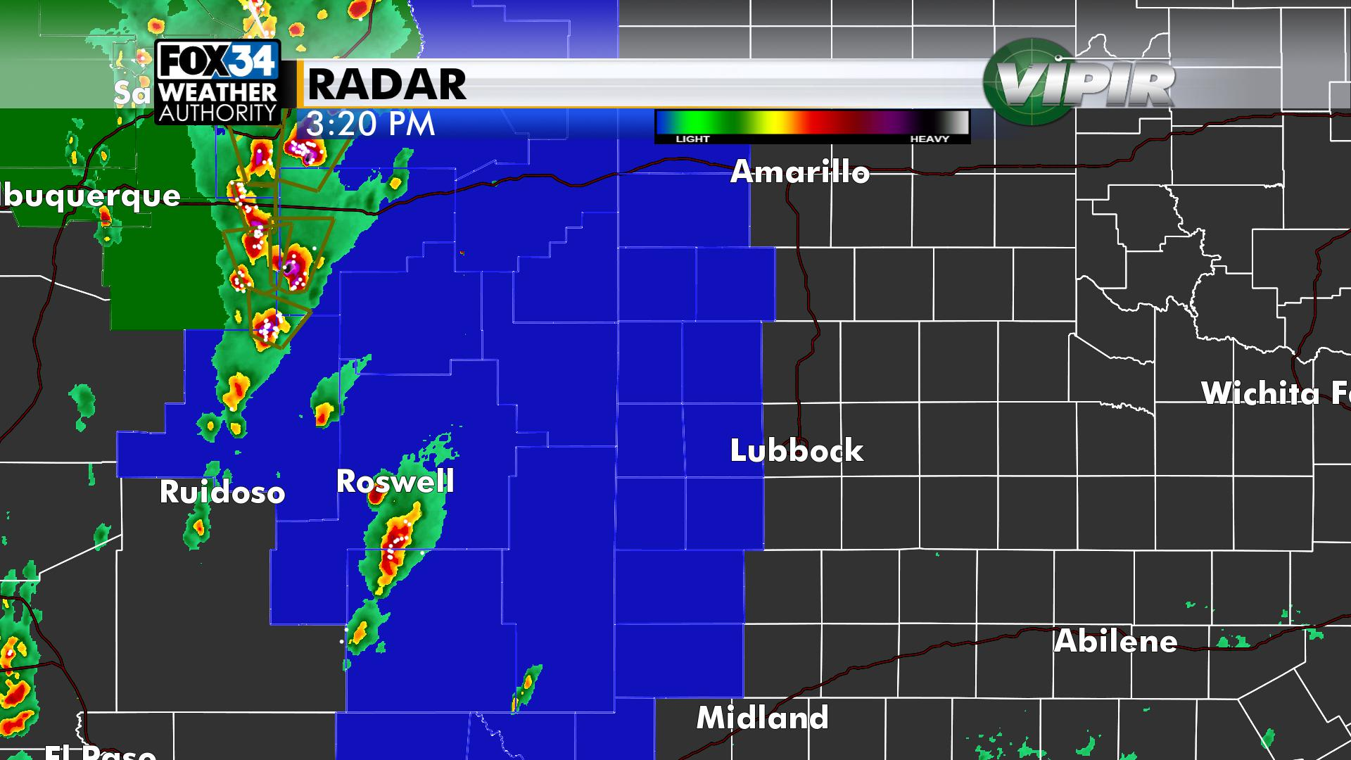 Severe Thunderstorm Watch Until Am For Lubbock South Plains - Live doppler radar lubbock