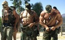 Militarymen