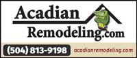 Acadian Remodeling LLC