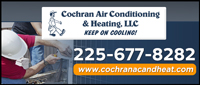 Cochran Air Conditioning & Heating, LLC