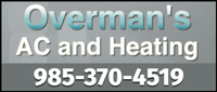 Overman's AC & Heating, LLC