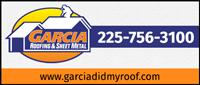 Garcia Roofing & Sheetmetal, Inc.
