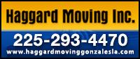 Haggard Moving, Inc.